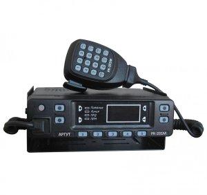 Рация АРГУТ РК-201М автомобильная, радиостанция базовая, купить в Ижевске