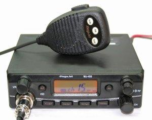 Рация Megajet MJ-450 автомобильная, радиостанция для дальнобойщиков, купить в Ижевске