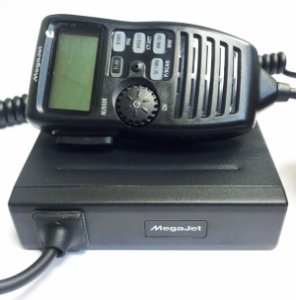 Рация Megajet MJ-555K автомобильная, радиостанция для дальнобойщиков, купить в Ижевске