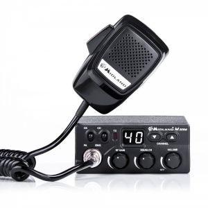 Рация Midland M-zero PLUS автомобильная, радиостанция для дальнобойщиков, купить в Ижевске